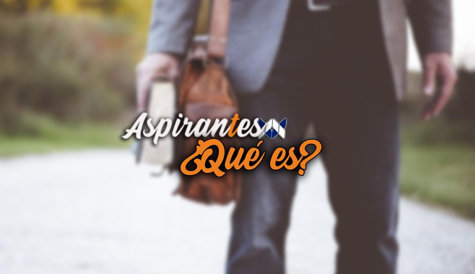 Aspirantes es el blog de TecnosZubia Oposiciones