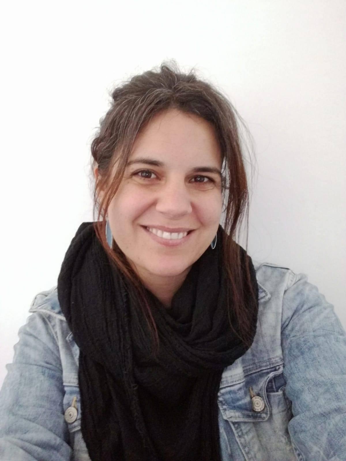 Madre y opositora: Arantxa