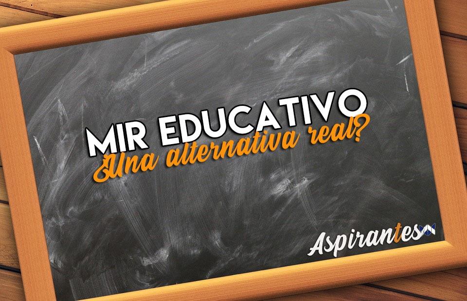 MIR educativo: ¿cuándo se pondrá en marcha el nuevo sistema de oposiciones?